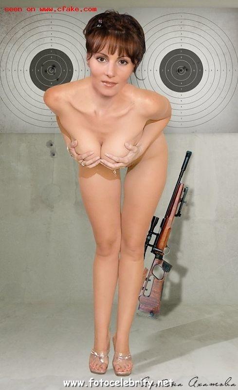 Биотлонисток фото голых русских
