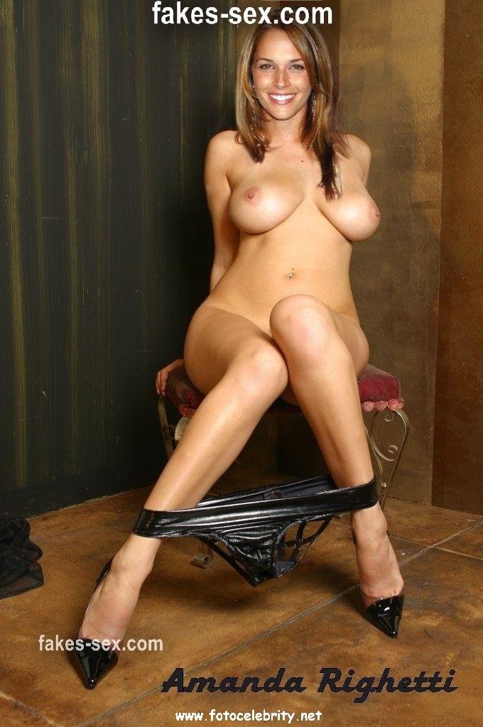 Аманда риджетти голая порно