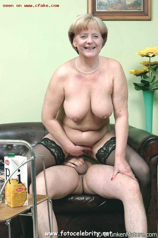 фото ангелы меркель порно