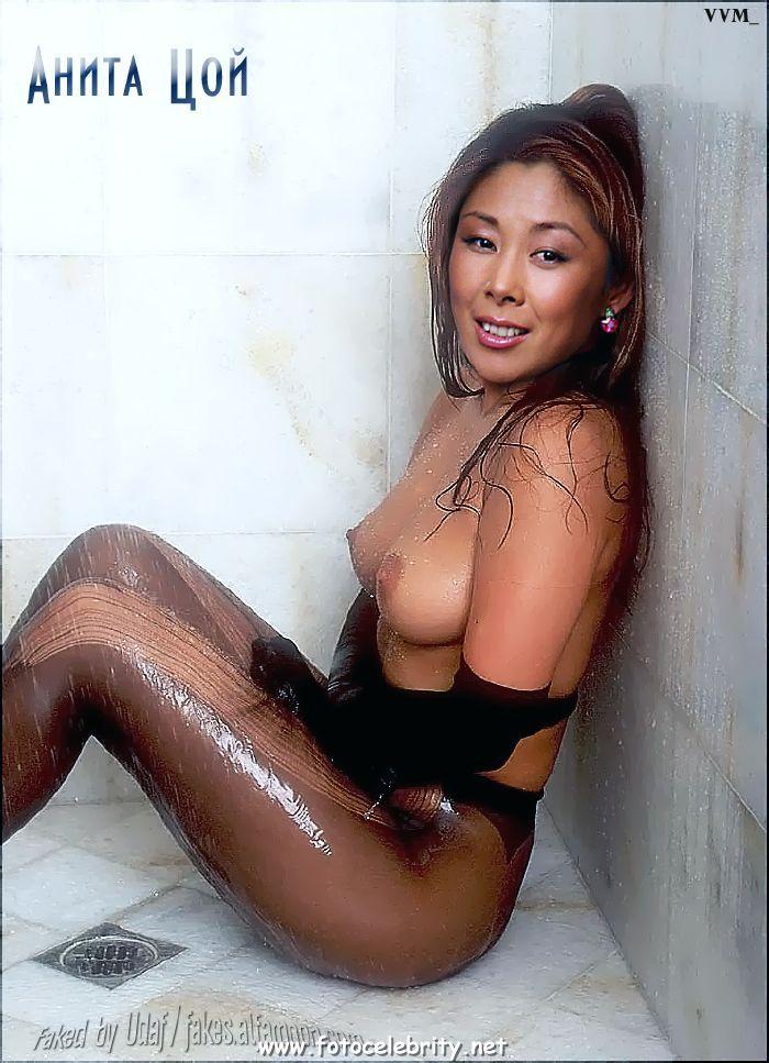 Порно фото анита цой