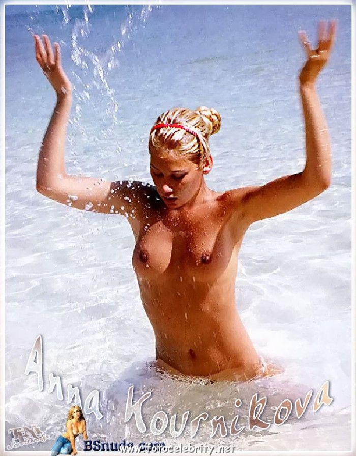 фото голая курникова