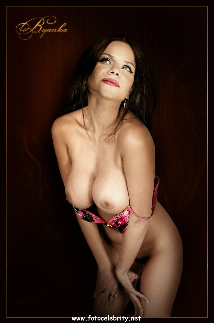 Бьянка голая порно фото