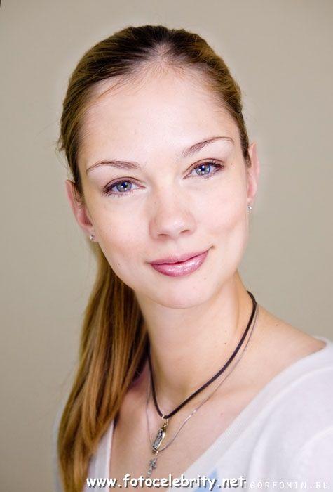 Обнажённая Екатерина Гамова