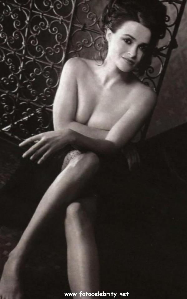 helena bonham carter nude № 173633