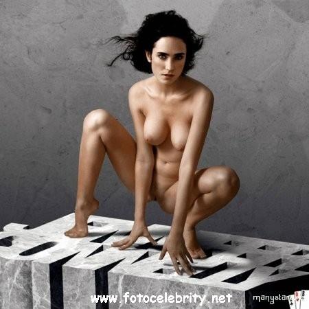 Jennifer Connelly / Дженнифер Коннелли Голая Фото