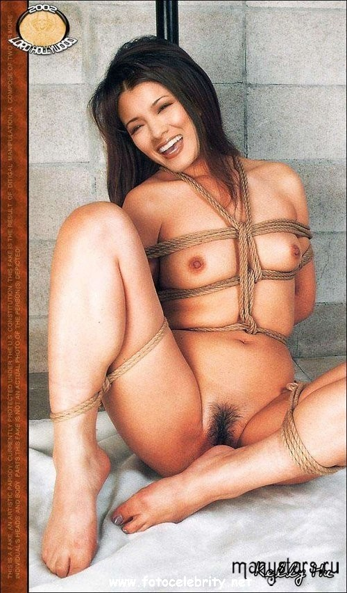 Kelly Hu Nude Picture Porn Pics