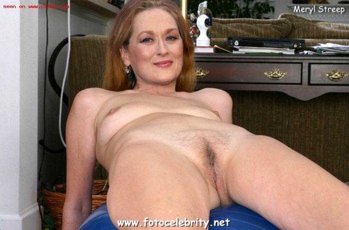 Meryl Streep nackt Nacktbilder & Videos, Sextape -