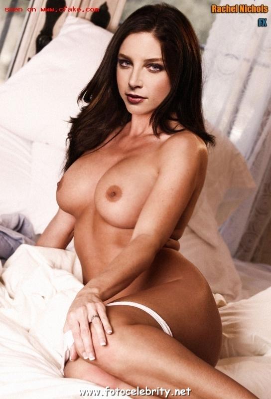рэйчел николс голая фото