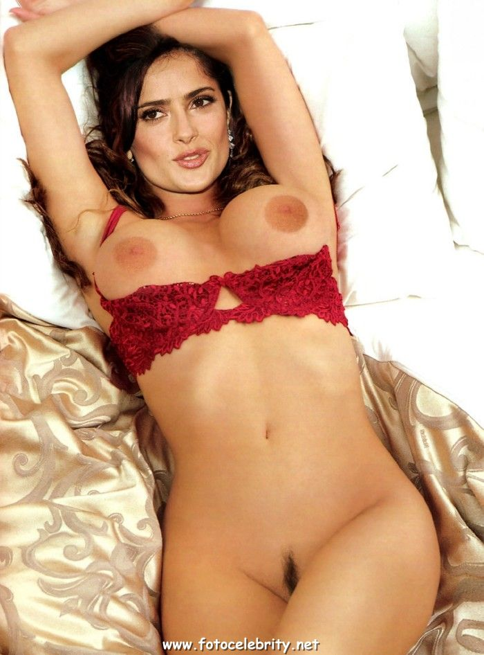Salma hayek hot and sexy