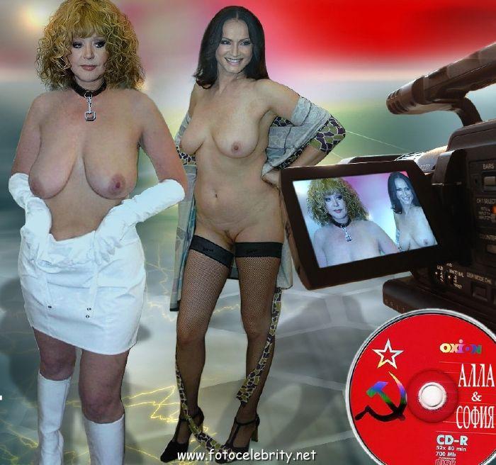 Фото голая алла пугачева порно 21510 фотография