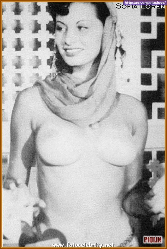 Софи лорен фото эро
