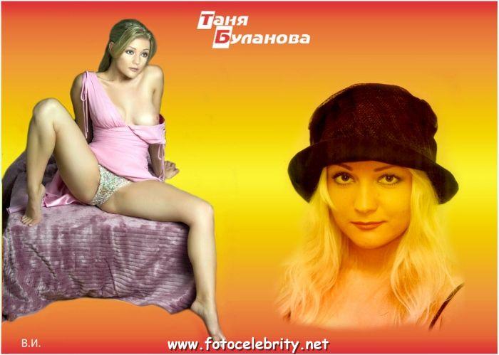 007 эротическое фото, Татьяна Буланова без купальника в обычной