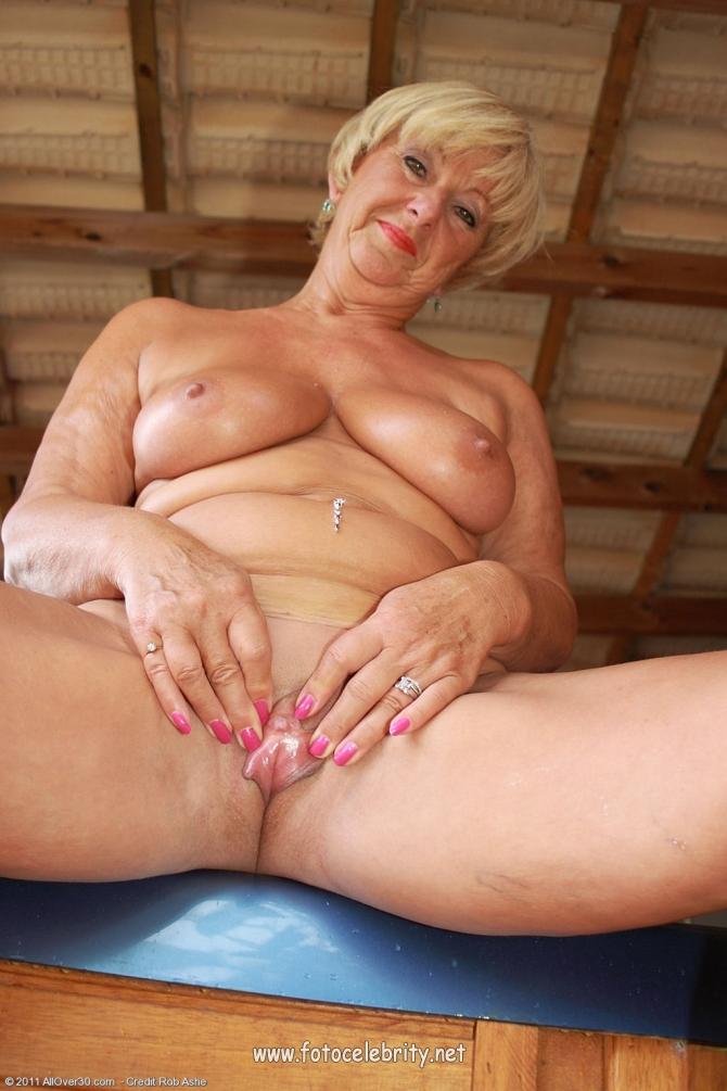 Фото порно пожилые клиторы