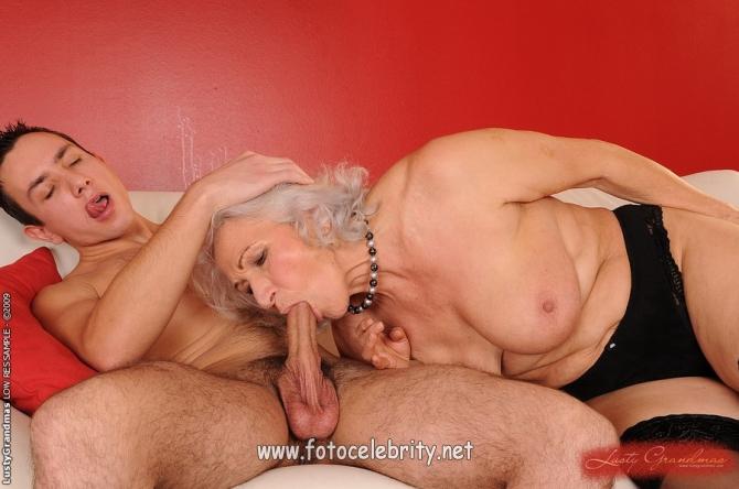 пенсионерка порно фото