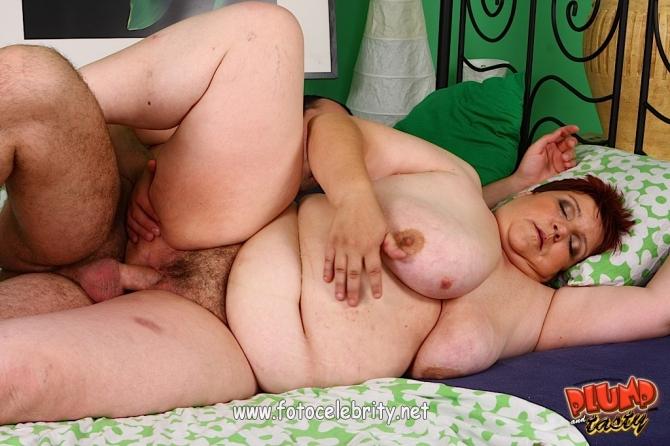 пышной видео очень с и пожилой секс