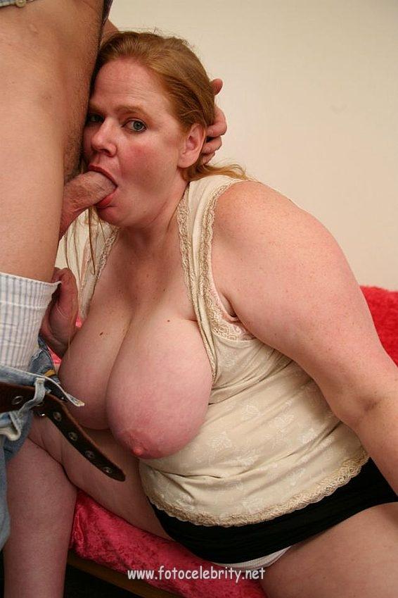 Порно с толстушкой рыжеволосой