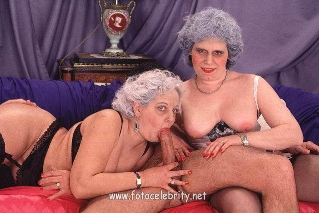 безумные старушки в сексе