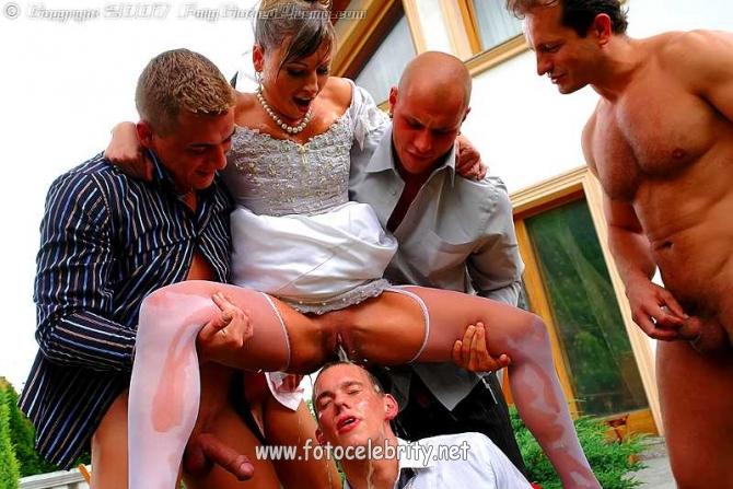 трах на свадьбе рассказ