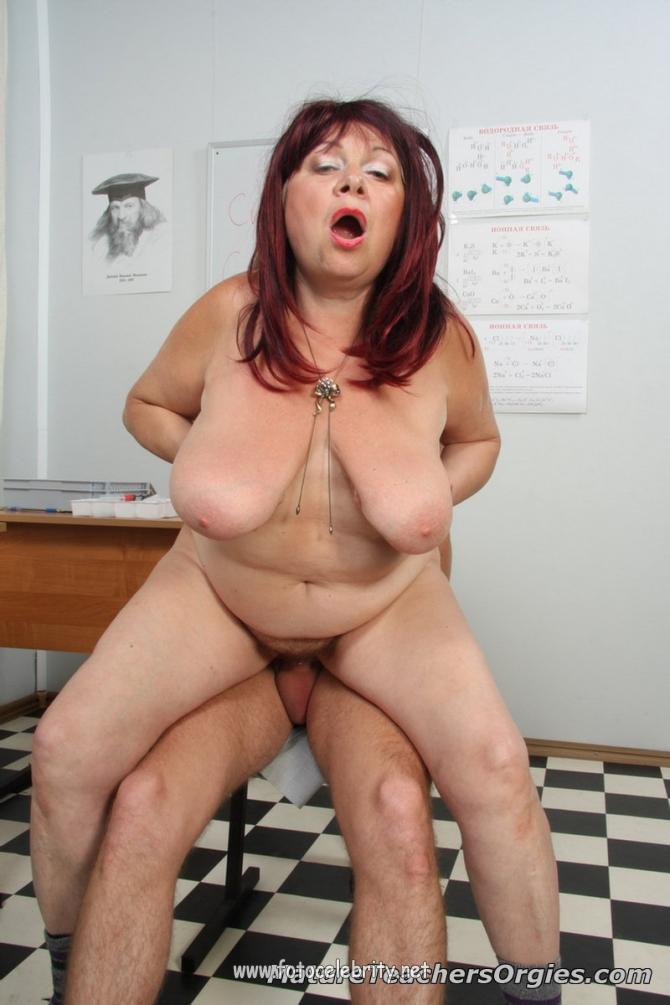 старая учительница фото