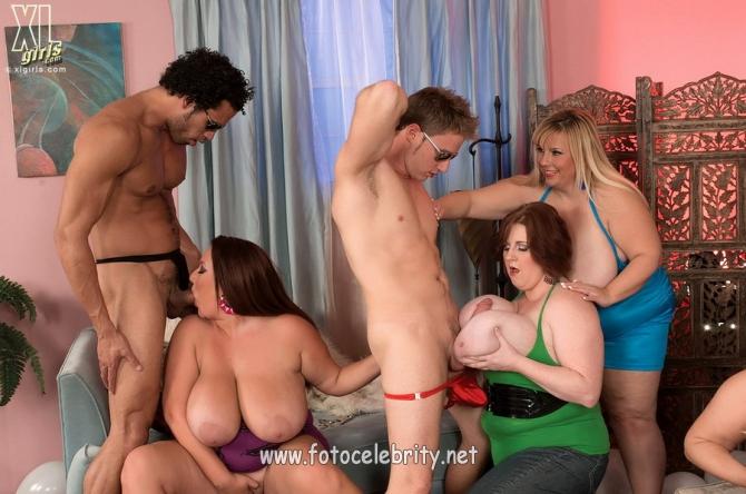 Фото груповуха толстых