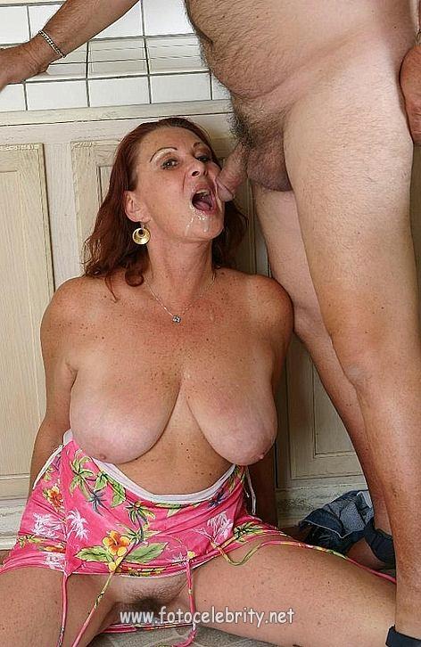 тети старухи в порно