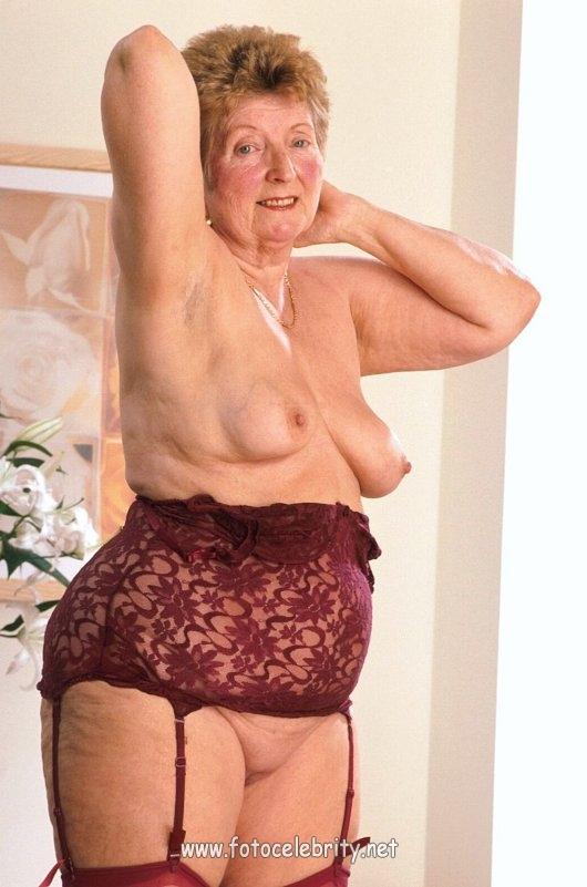 откровенные фото голых бабушек