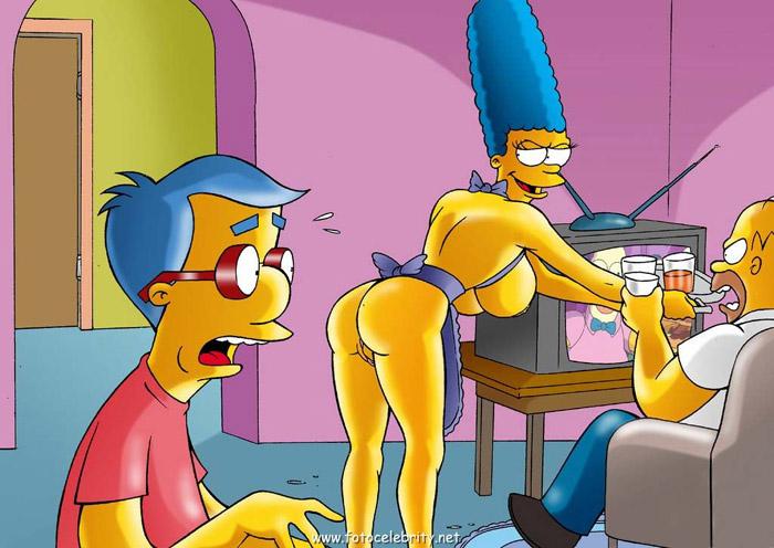 эротические симпсоны картинки