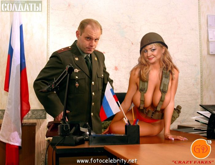 Удовлетворяет солдат порно 10 фотография